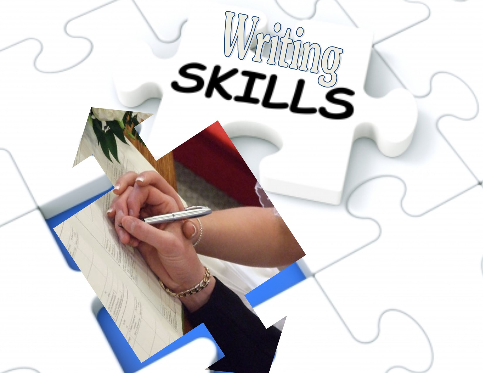 skills in writing Writing skills when children learn how to write, a whole world of possibilities opens up for them they can put their thoughts down in a journal, write a letter to a friend, and create a story that comes from their imagination.