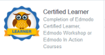 Edmodo Certified Learner