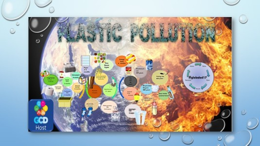 Plastic Pollution GCD cover